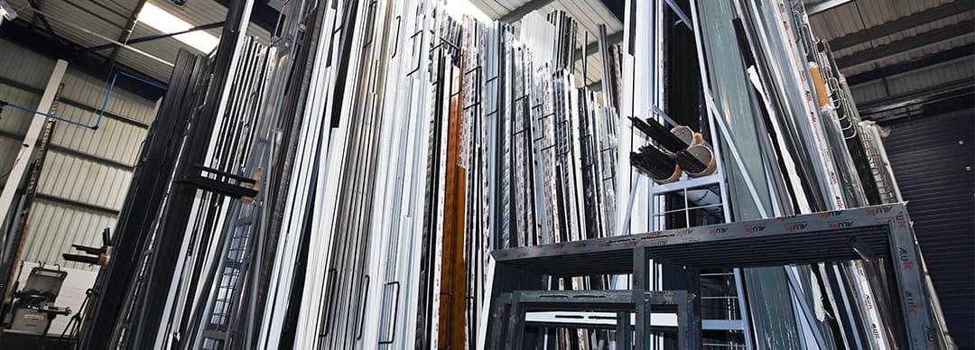 Aluminium Siding Doors
