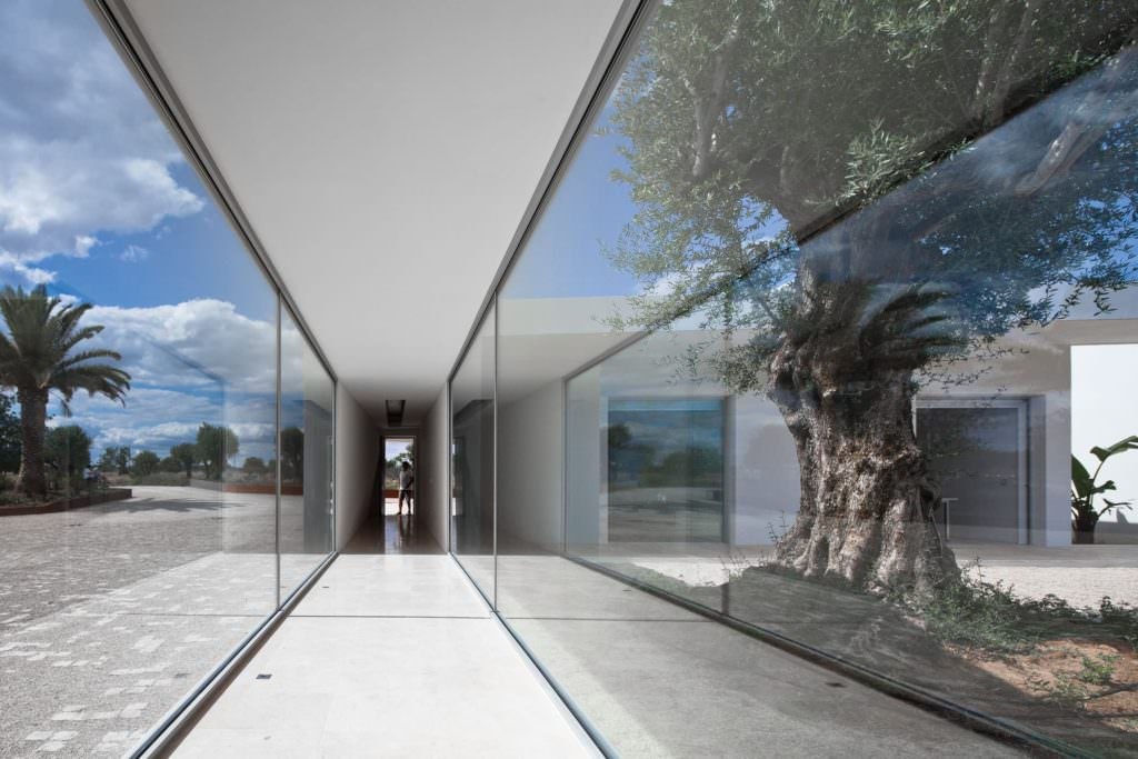 minimal frame sliding doors london