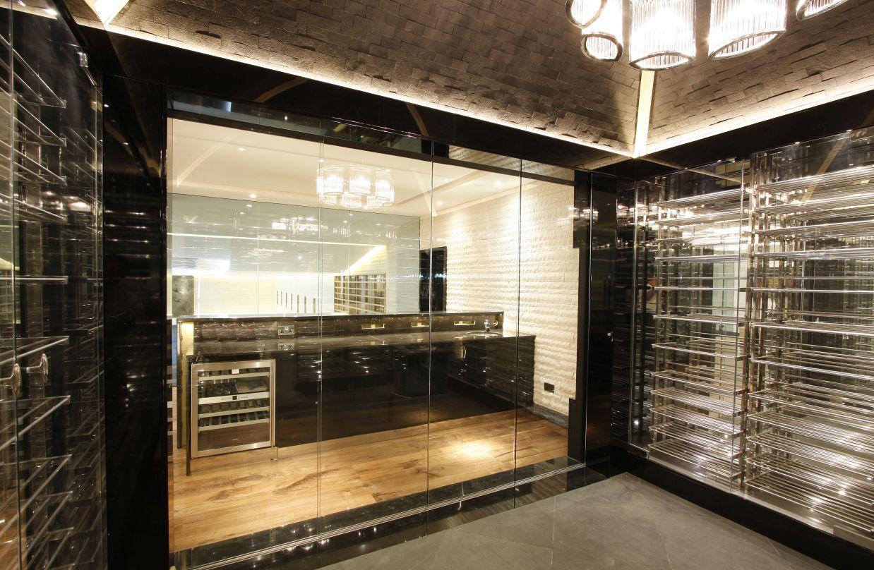 framless glazed doors UK
