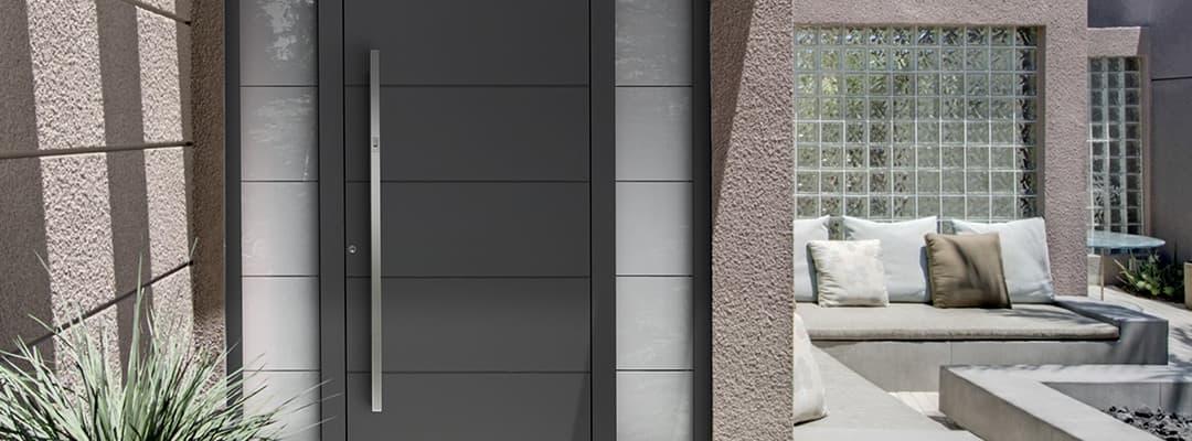 luxury front doors london
