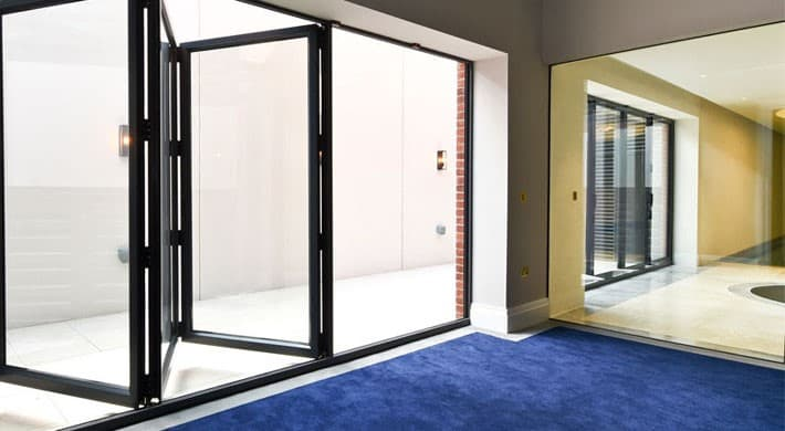Unifold Bi-folding doors