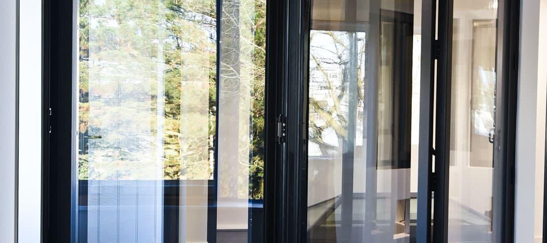 Slim Frame Sliding Doors & Bi-Fold Doors