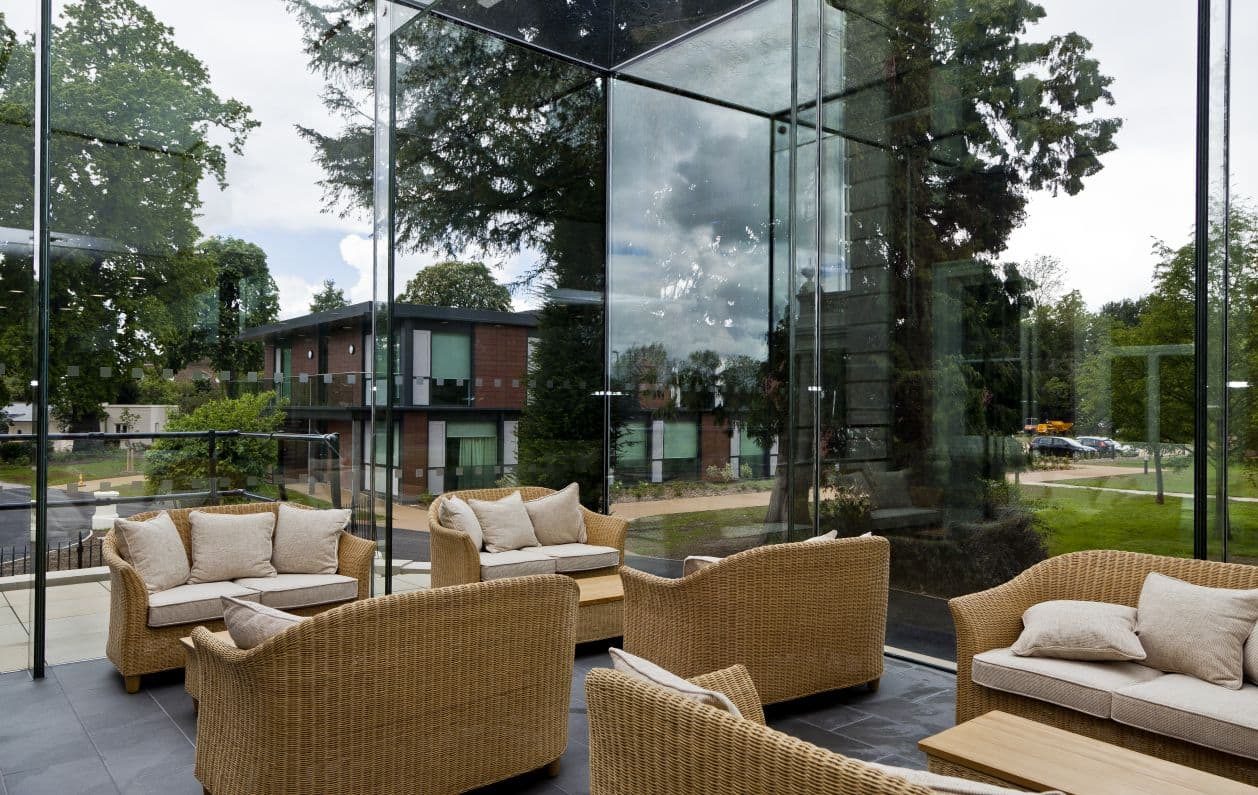 Structural Glass Extensions London