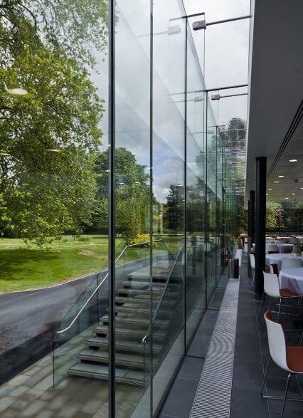 glazed extension london