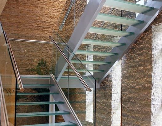 Glass Staircases Prices UK