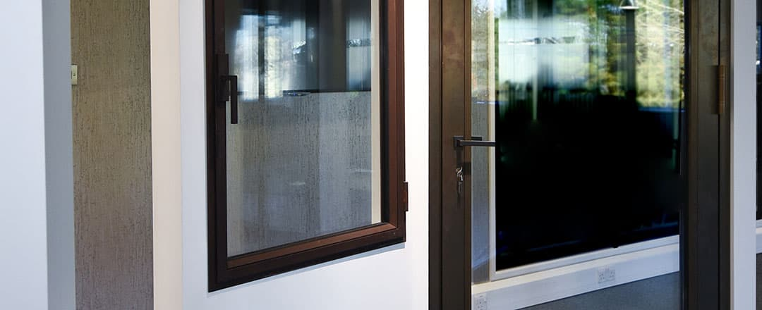 aluminium casement doors london UK
