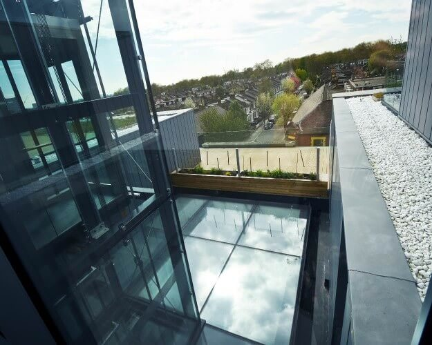 architectural glazing installation in london