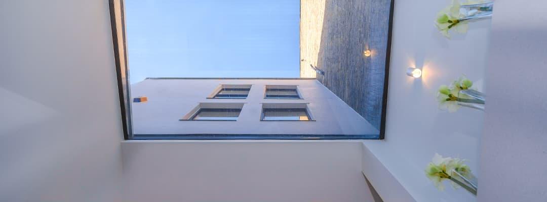 glass rooflights in london