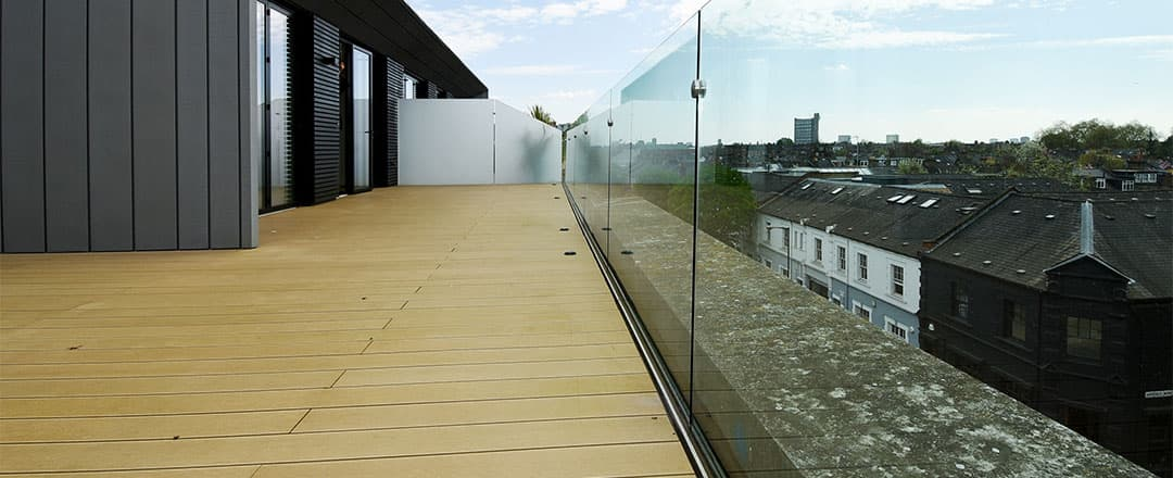 Glass Balustrades London