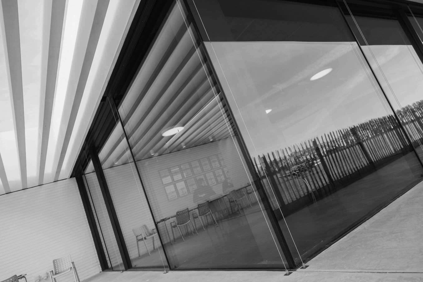 structural glazing project england