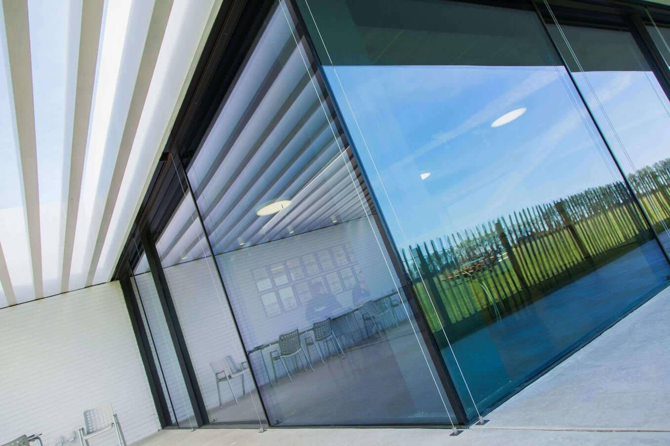 architectural glazing in the UK