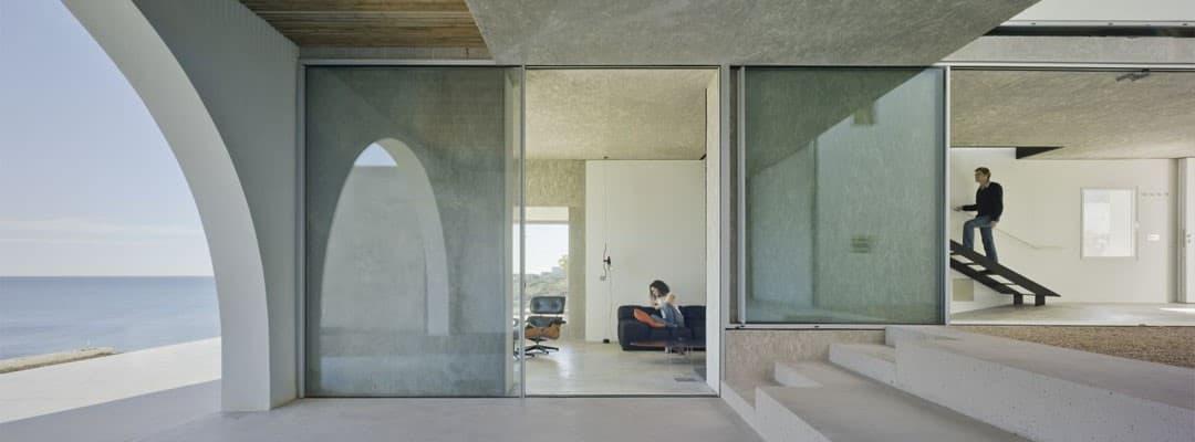 Minimal Frame Sliding Doors