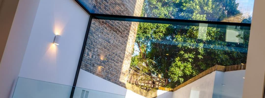 glazed rooflights UK