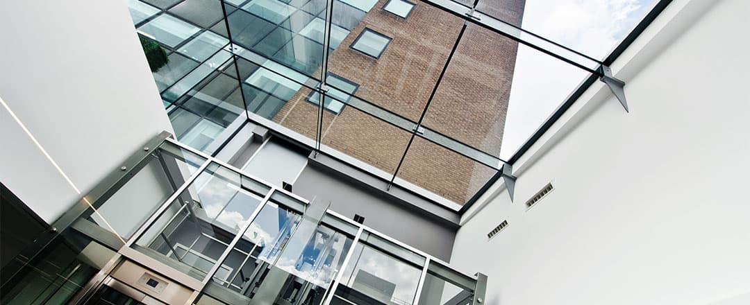 london glass rooflights