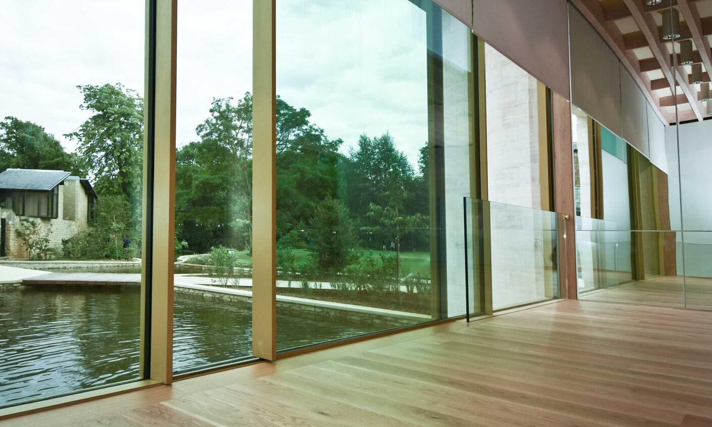 Infiniglide 6 slim frame sliding doors