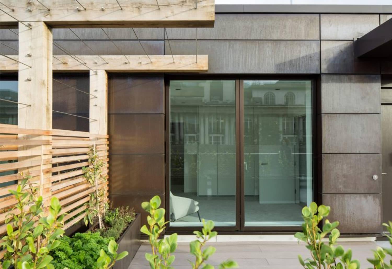 inverness terrace glass doors