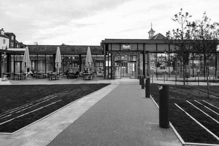 UK architectural glazing project uk