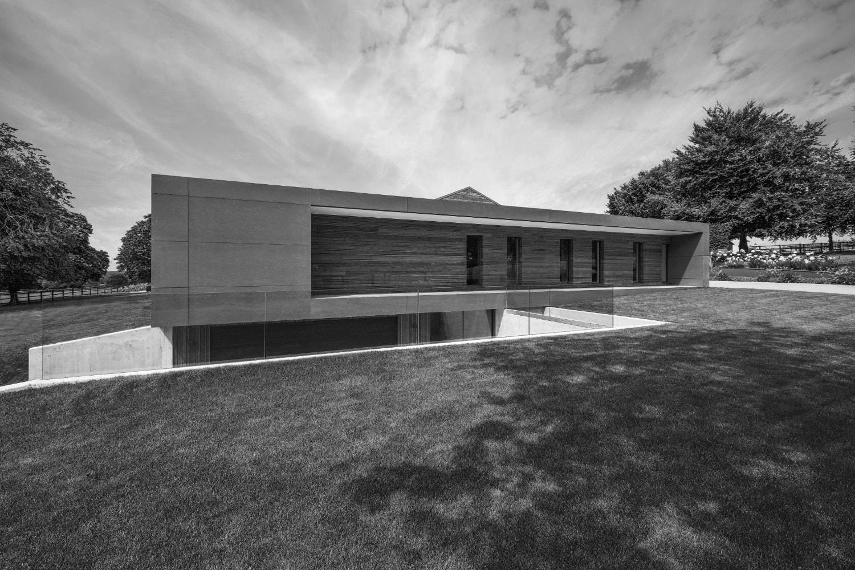 architectural glass installation hazley down