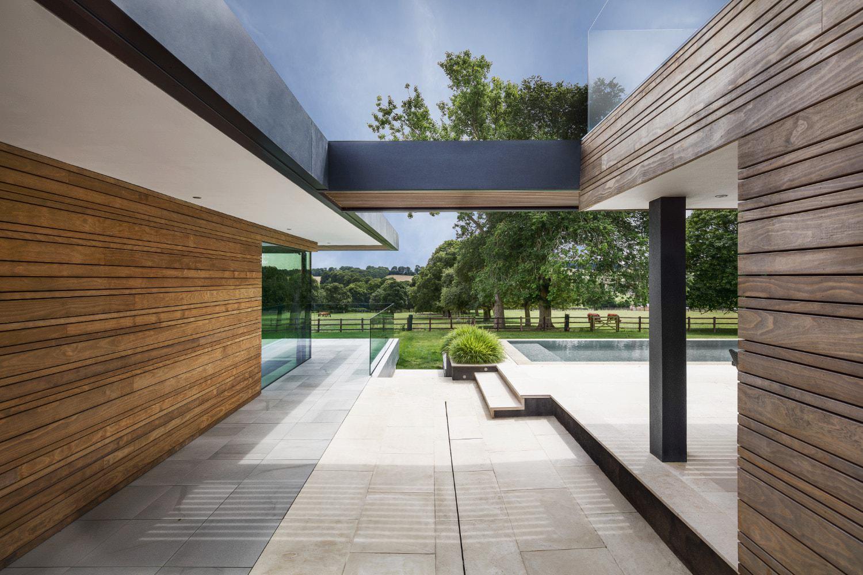 Frameless Glazing winchester