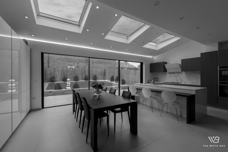 uk glass rooflights installation