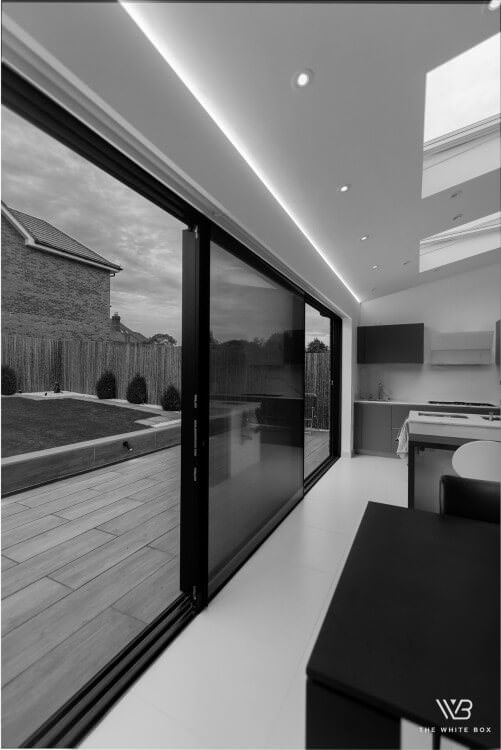 flora close glazing project uk