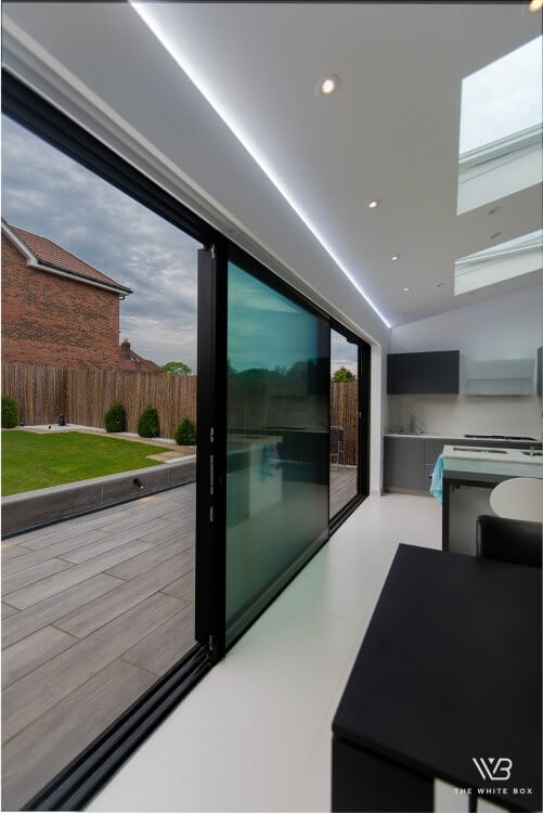 flora close sliding doors installation uk