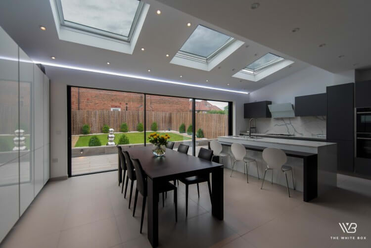 glazed rooflights prices uk