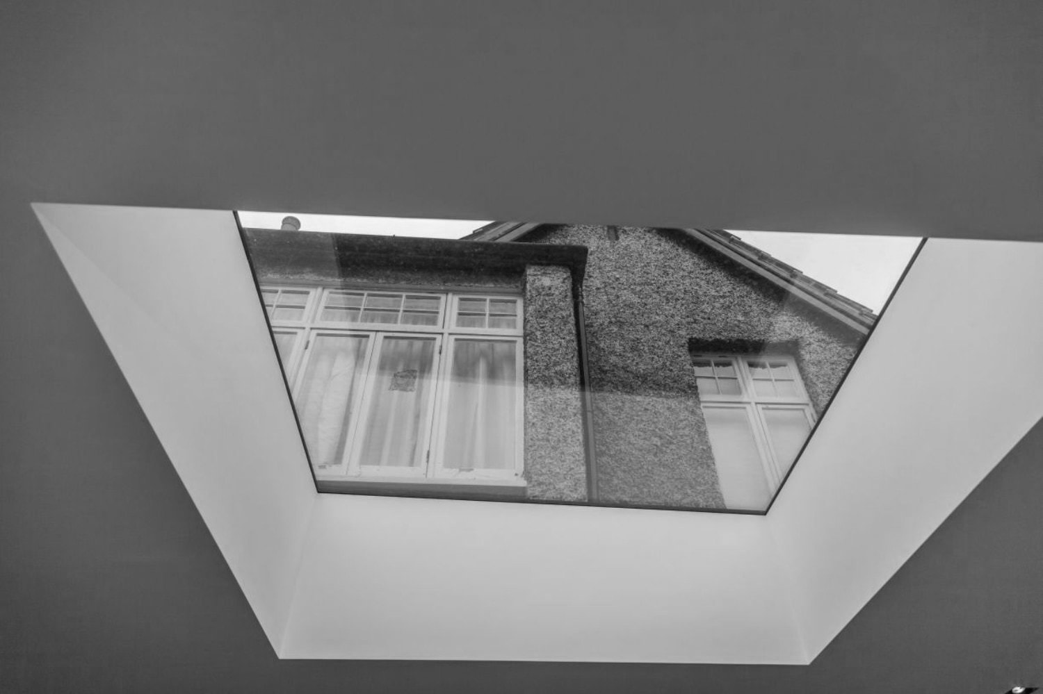 glass rooflights project Richmond london
