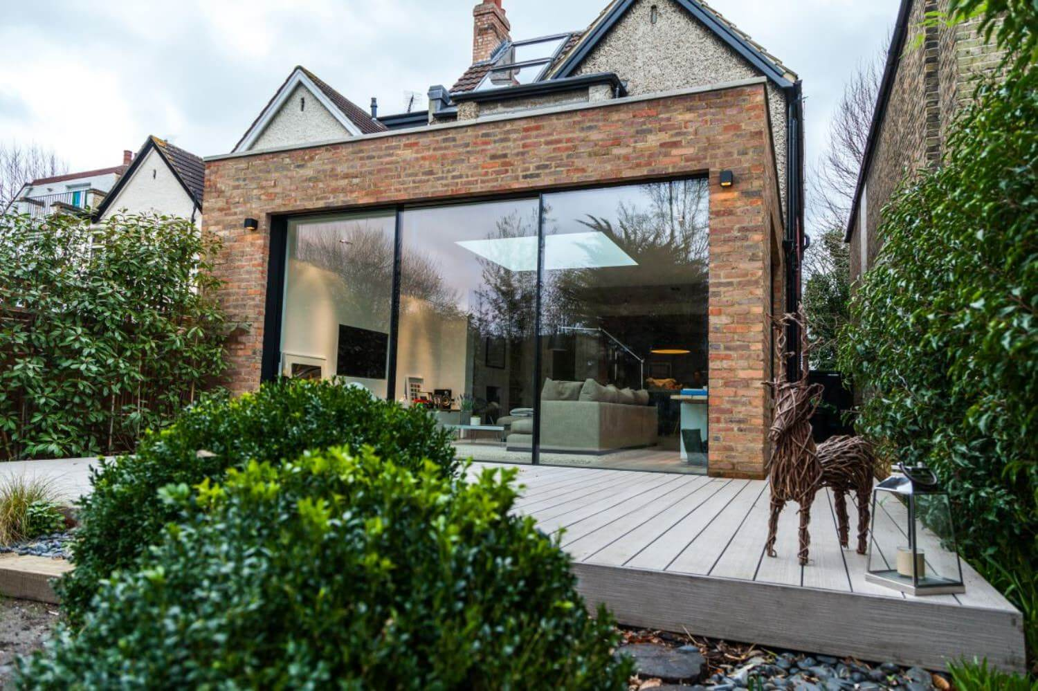 Aluminium doors Prices London