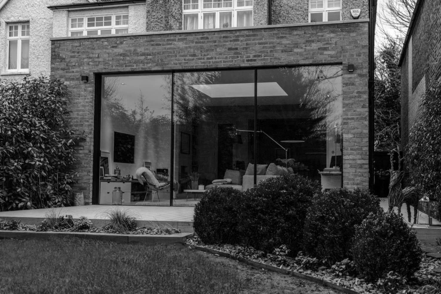 architectural glazing doors Richmond london