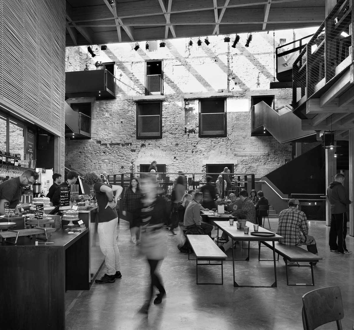 Structural Glazing Bristol Theatre