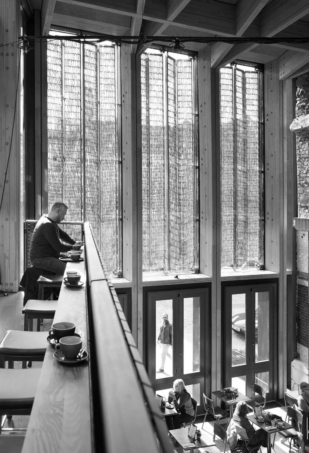 Architectural Glazing Bristol Old Vic