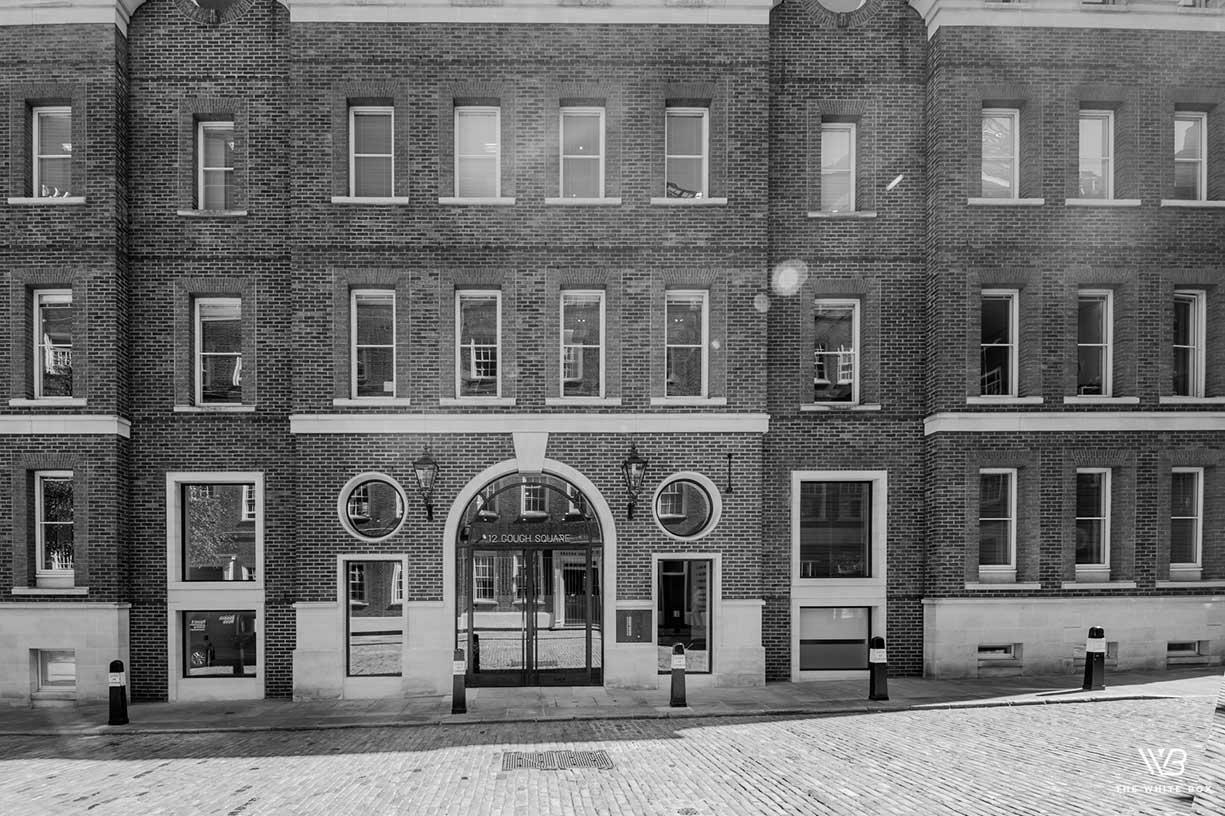 Bespoke Glazing Gough Square