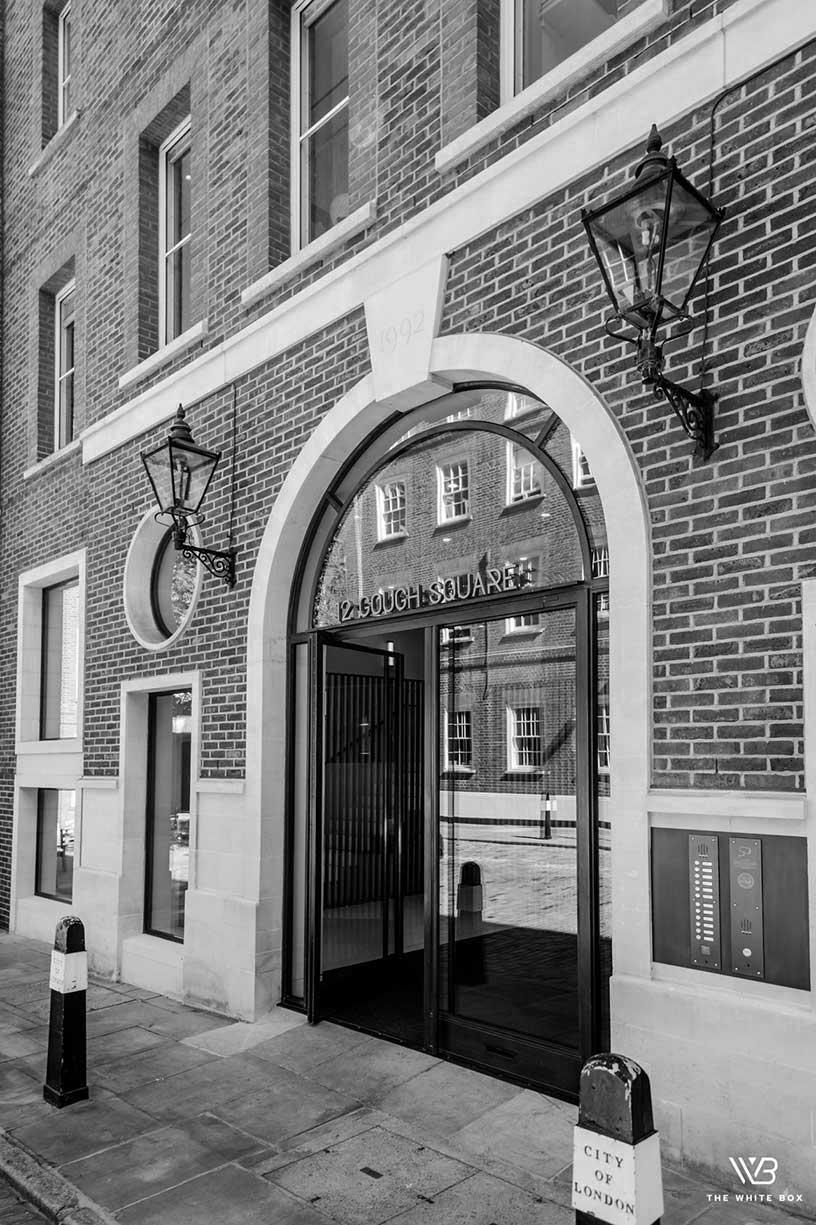 Gough Square Commercial Project London