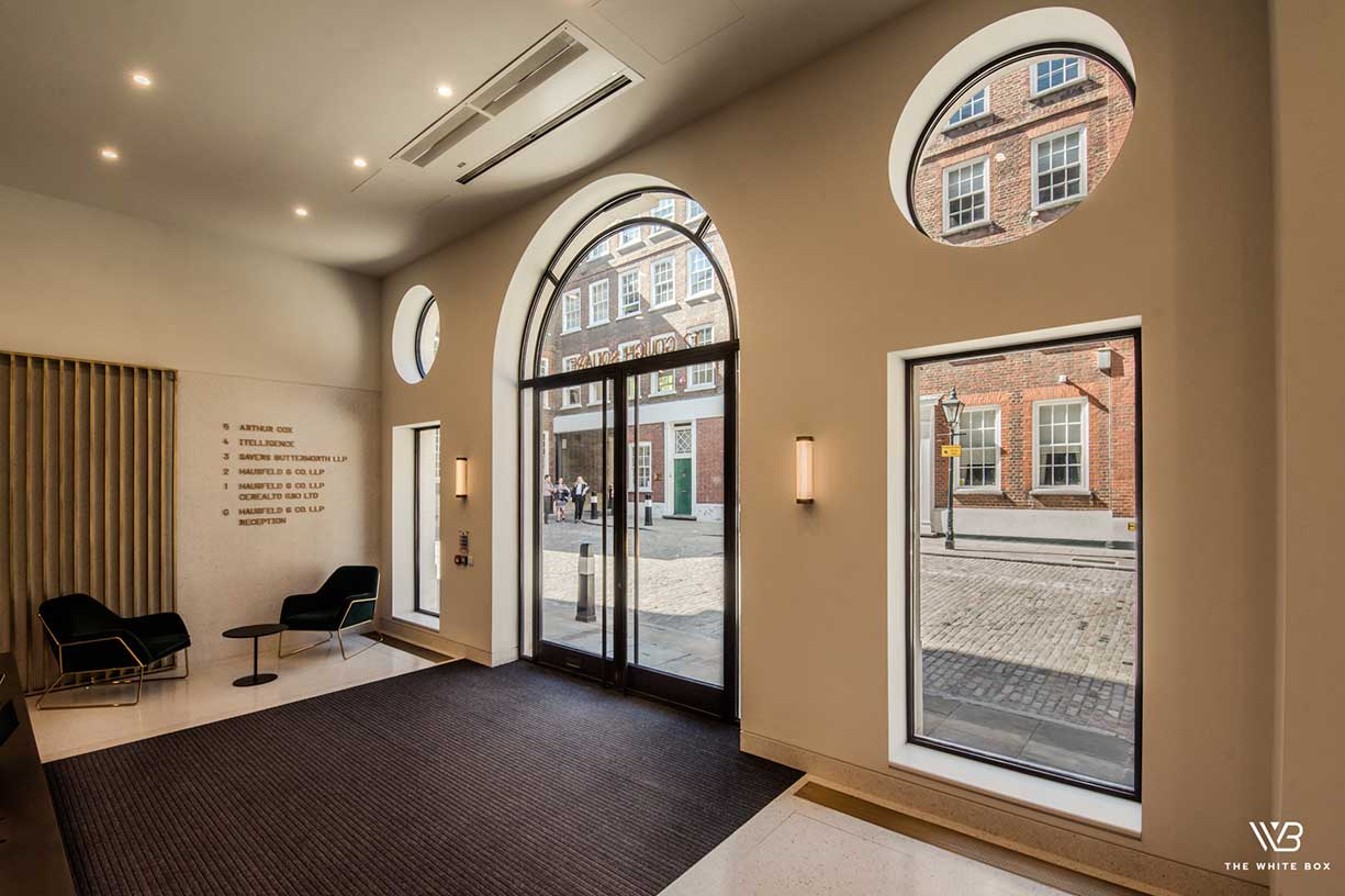 Structural Glass Window London