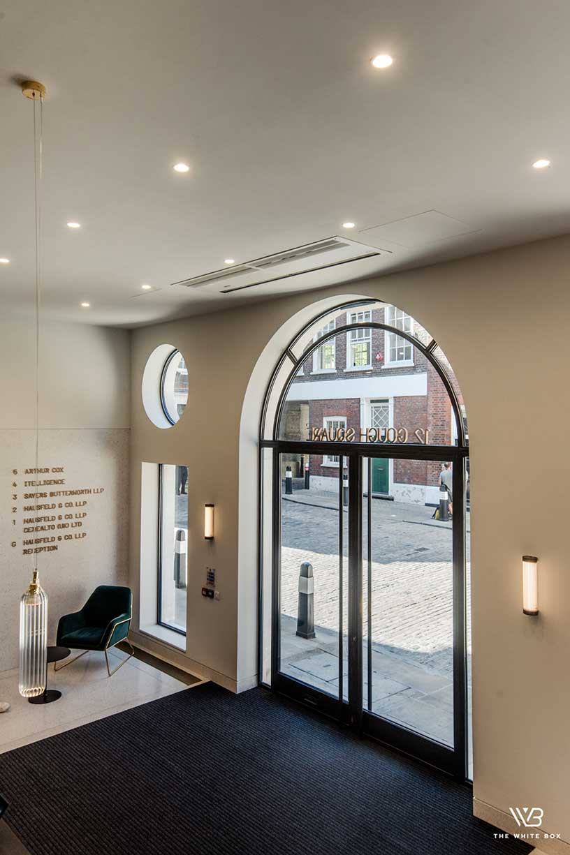 Structural Glass Windows Finepoint