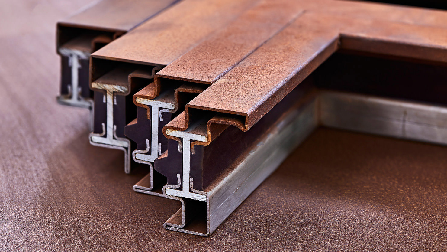 Architectural Profile Special Finishes
