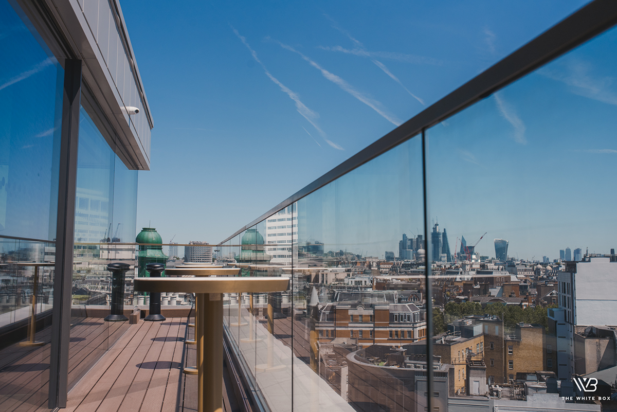 Structural Glazing Leciester Sqaure