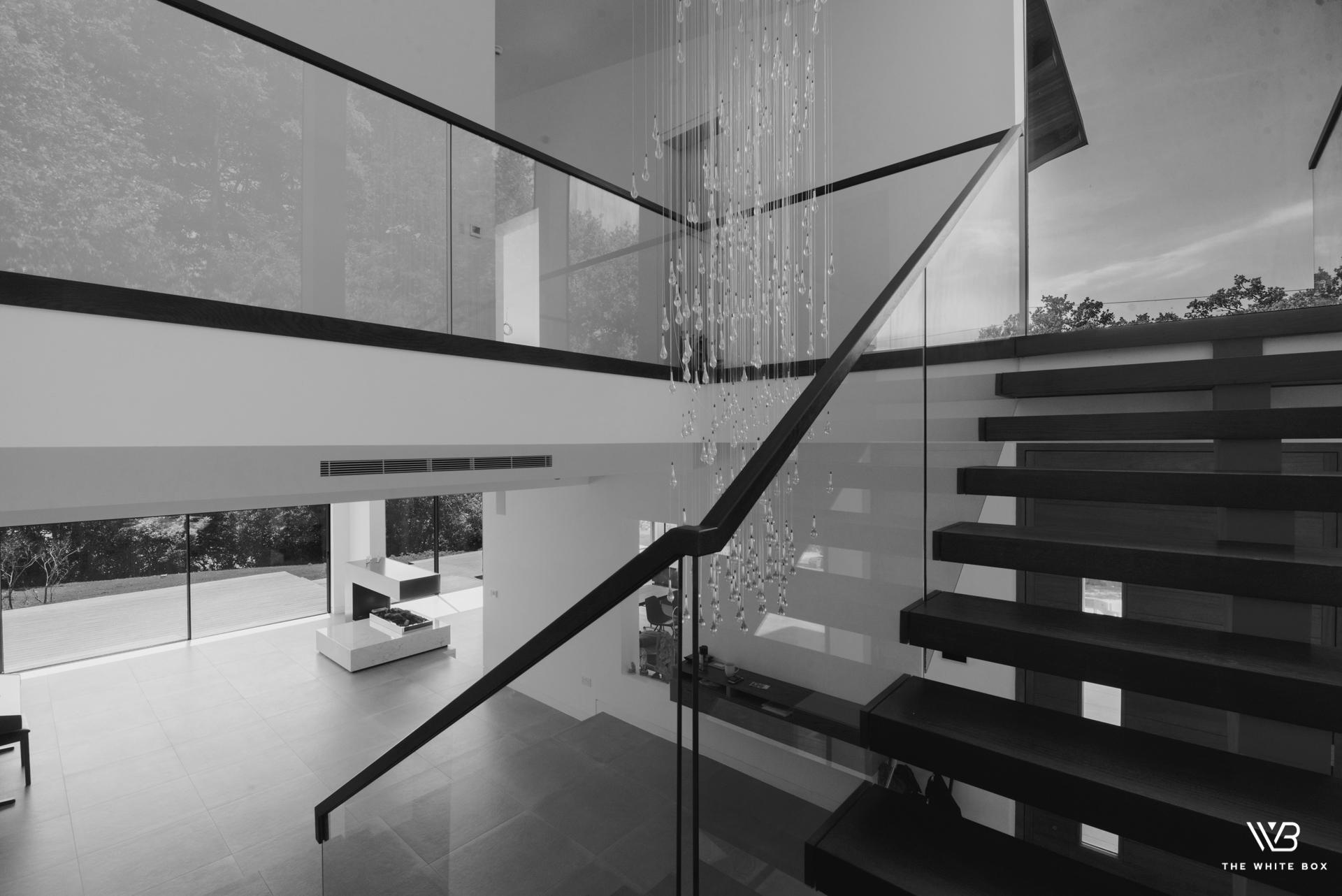 Glass Balustrades Winston House
