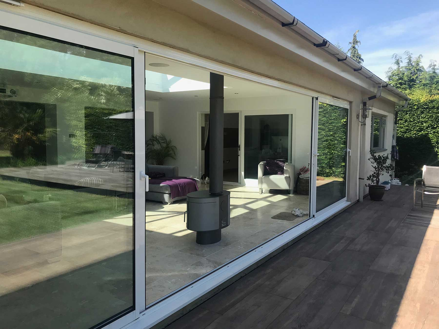 Aluminium Doors in London