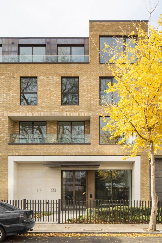 London Aluminium windows