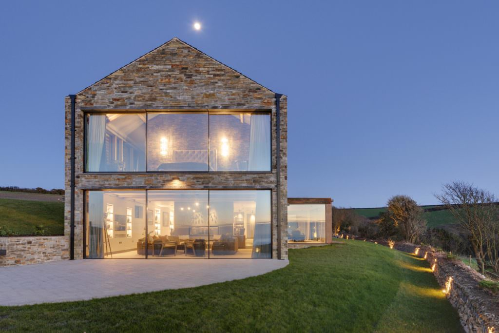 Cornish Retreat New Build